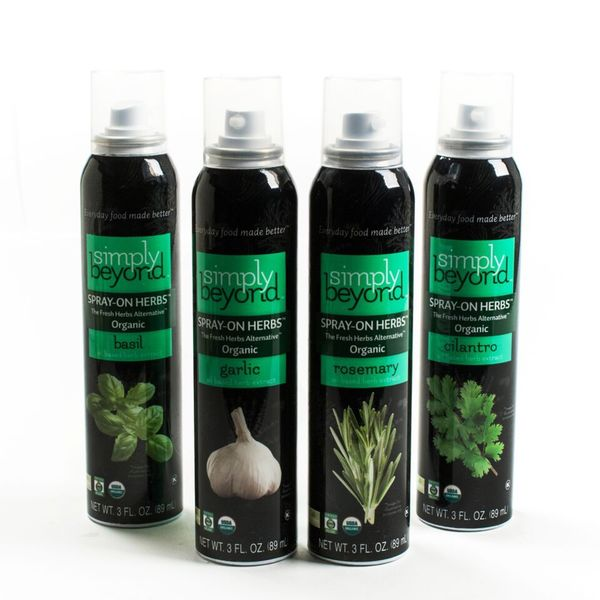 igourmet The Simply Beyond Organic Herb Collection