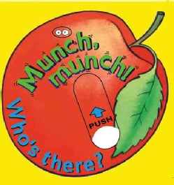 Munch, Munch! Who's There? (Board book)