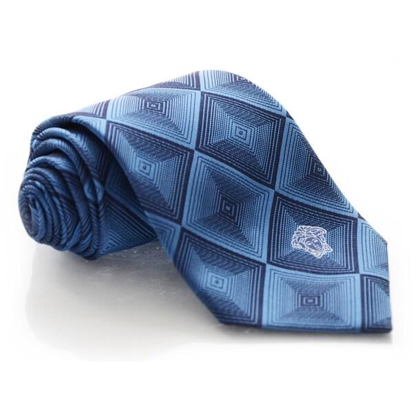 Versace Dizzy Squares Tie