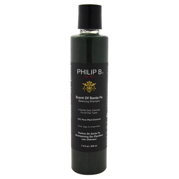 Philip B. 7.4-ounce Scent of Santa Fe Balancing Shampoo