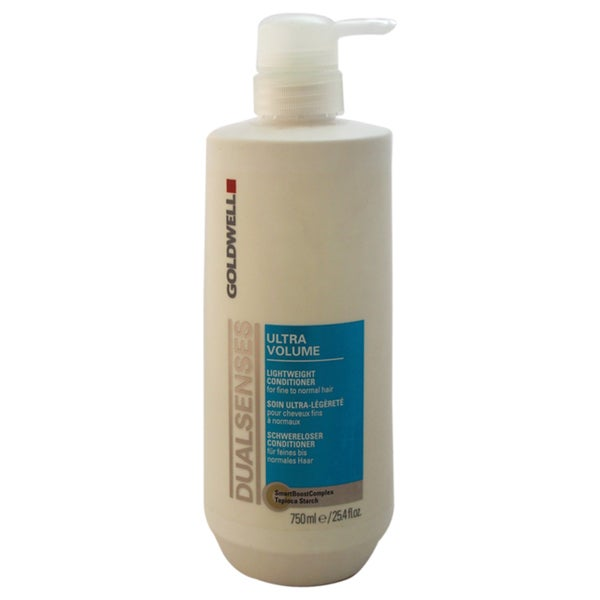 Goldwell 25.4-ounce Dualsenses Ultra Volume Lightweight Conditioner