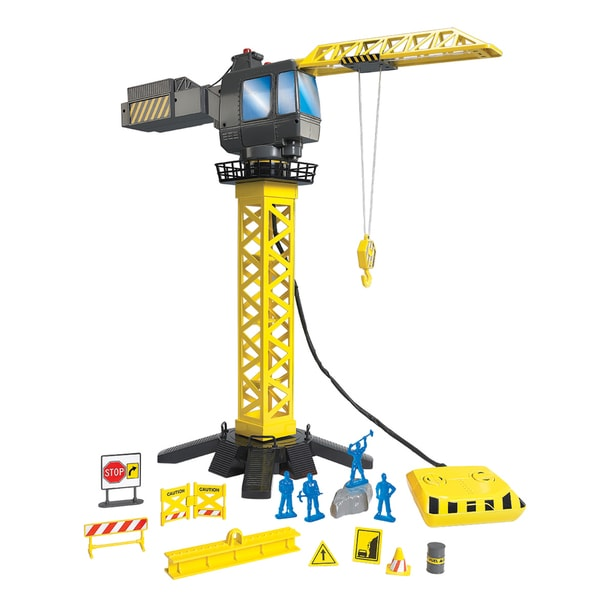 Discovery Kids Construction Crane Set