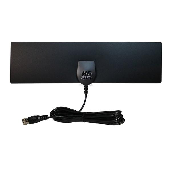 Black High-definition Television Antenna