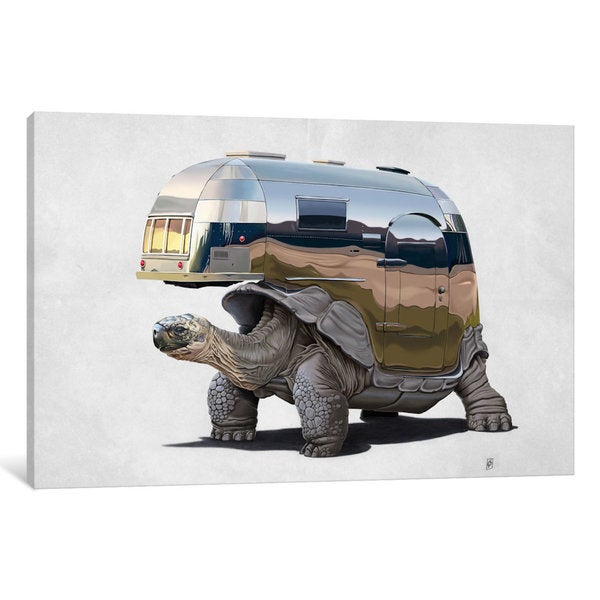 iCanvas Pimp My Ride II by Rob Snow Canvas Print