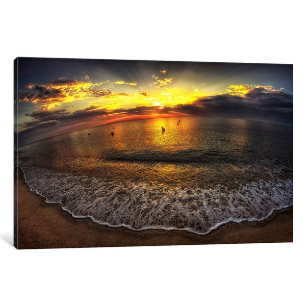 iCanvas Another Day In Paradise by Sebastien Lory Canvas Print