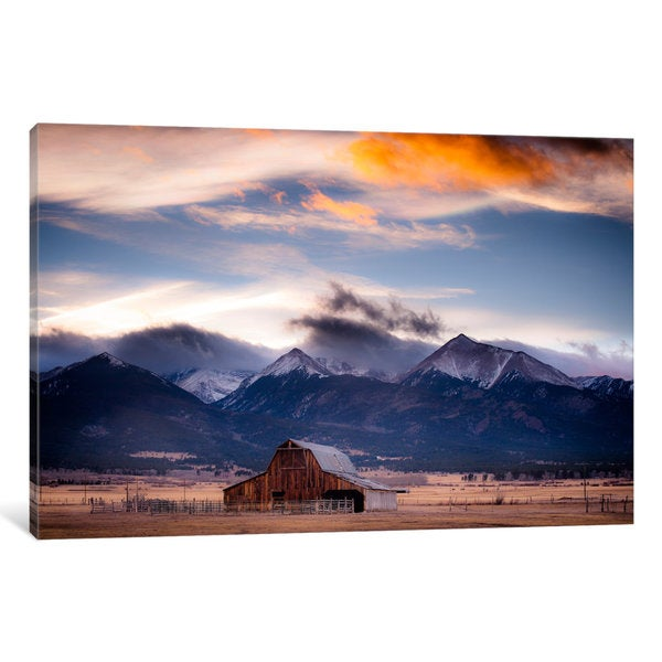 iCanvas San Greys by Dan Ballard Canvas Print