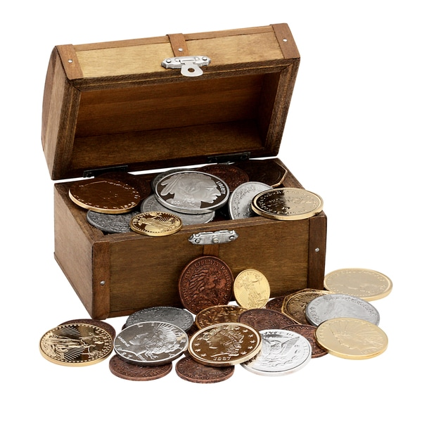 American Coin Treasures National Treasure United States Replica Coins (Set of 10)
