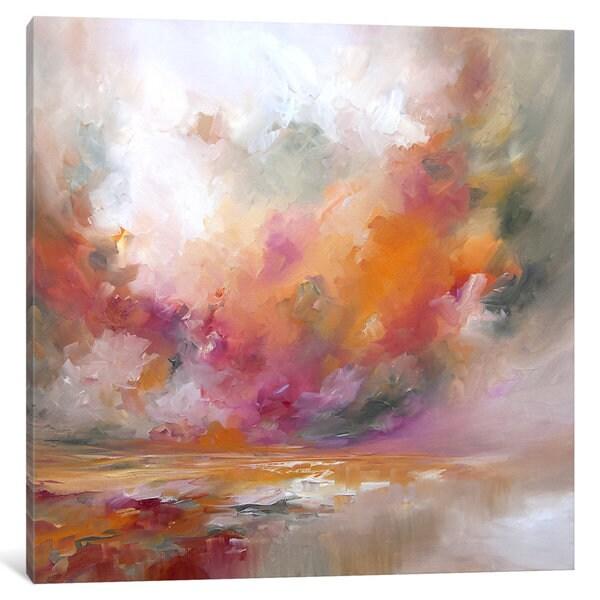 iCanvas Colour Burst by J.A Art Canvas Print