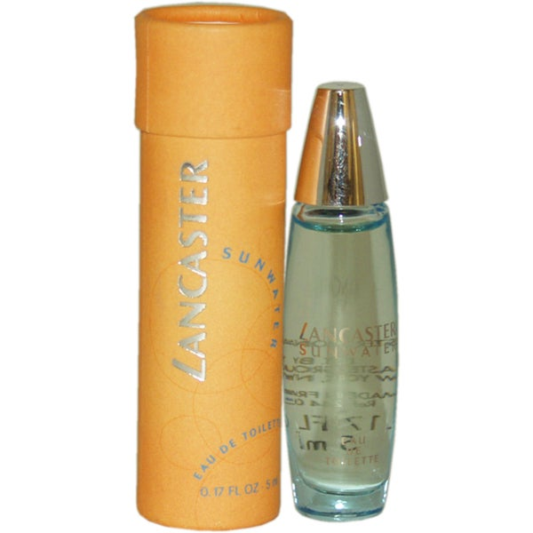 Lancaster Sunwater Women's 5 ml Eau de Toilette Splash (Mini)