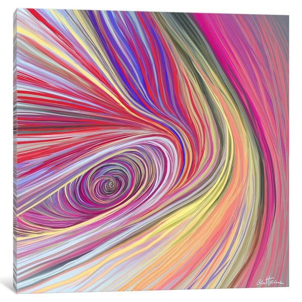 iCanvas Pure Abstract III by Ben Heine Canvas Print