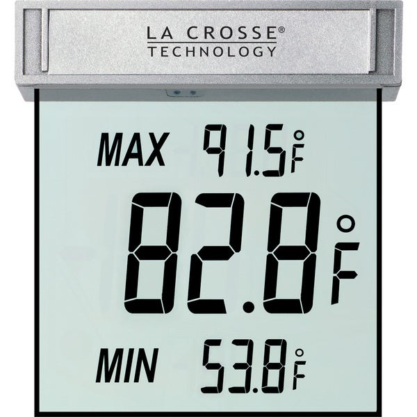 LaCrosse Technology WS1025 Outdoor Window Thermometer