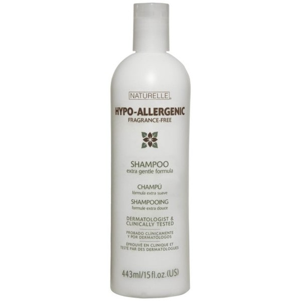 Naturelle Hypo-Allergenic 15-ounce Shampoo