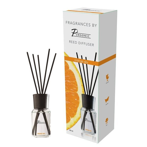 Pursonic Orange Sky Reed Diffusers