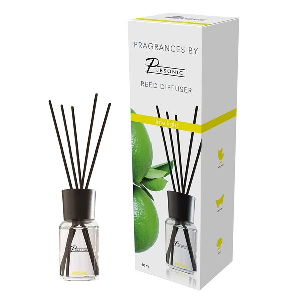Pursonic Lime Light Reed Diffusers