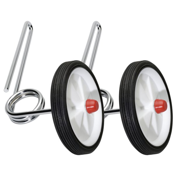 """Bell Sports Cycle Products 7015904 12"""" To 20"""" E-Z Trainer Wheels 20893534"""