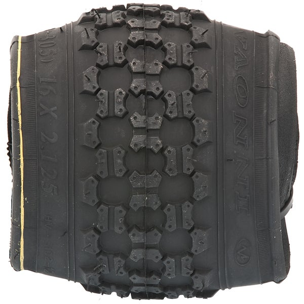 "Bell Sports Cycle Products 7014689 20"" Black BMX Bike Tire"