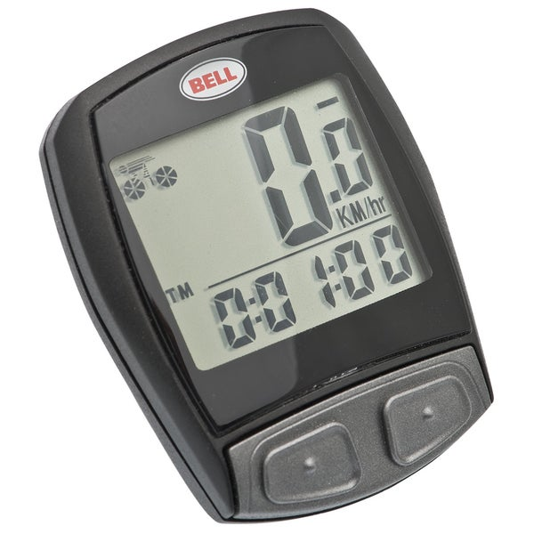 Bell Sports Cycle Products 7001115 12 Function Cycle Computer