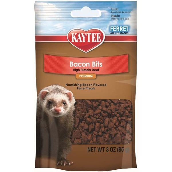 Kaytee Ferret Bacon Treats