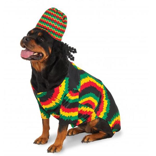 Rubie's Rasta Pet Costume