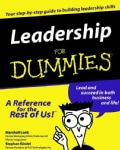 Leadership for Dummies (Paperback)
