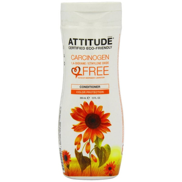 ATTITUDE 12-ounce Color Protection Conditioner (Pack of 2)
