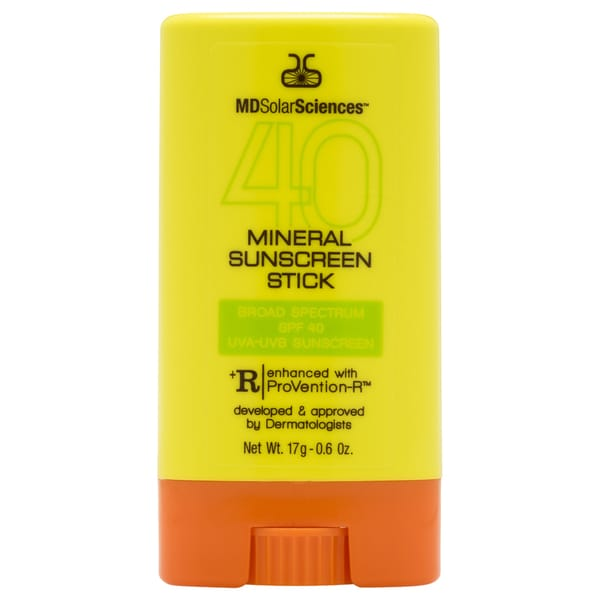 MDSolarSciences 0.6-ounce Mineral Sunscreen Stick SPF 40