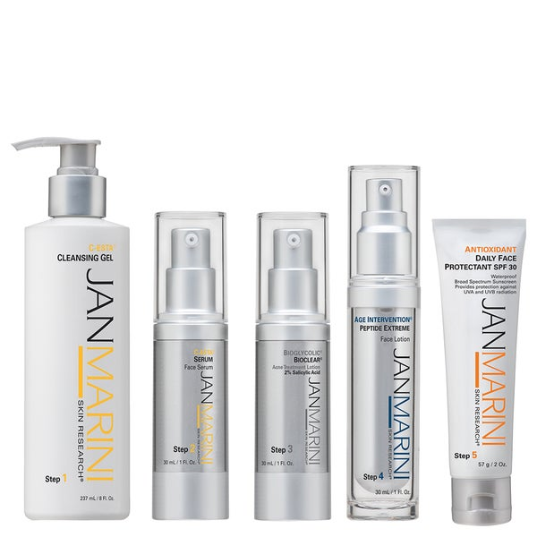 Jan Marini 5-piece Skin Care Management System for Men