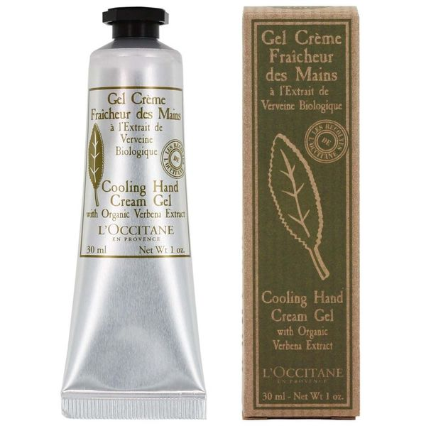 L'Occitane Verbena Cooling 1-ounce Hand Cream Gel