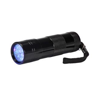 LucyBelle Pets Aluminum Urine Detector UV Flashlight