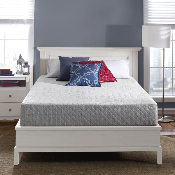 Serta 10-inch Cal King-size Gel Memory Foam Mattress