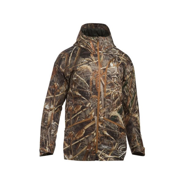 Under Armour Storm Skysweeper Metallic Bronze Insulated Parka