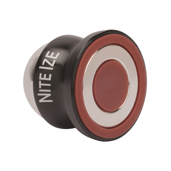 Nite Ize Steelie Black Magnetic Mount Component