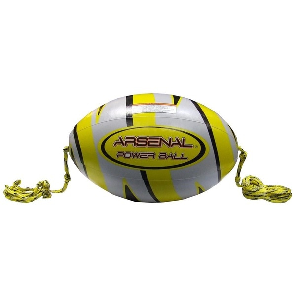 Arsenal Yellow Hydroslide Power Ball