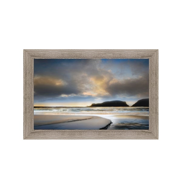 Framed Art No Words To Say by William Vanscoy