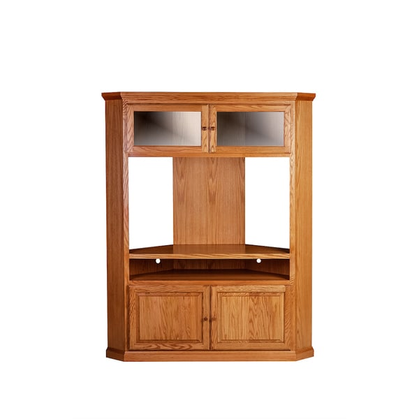 Forest Designs Traditional Corner TV Unit