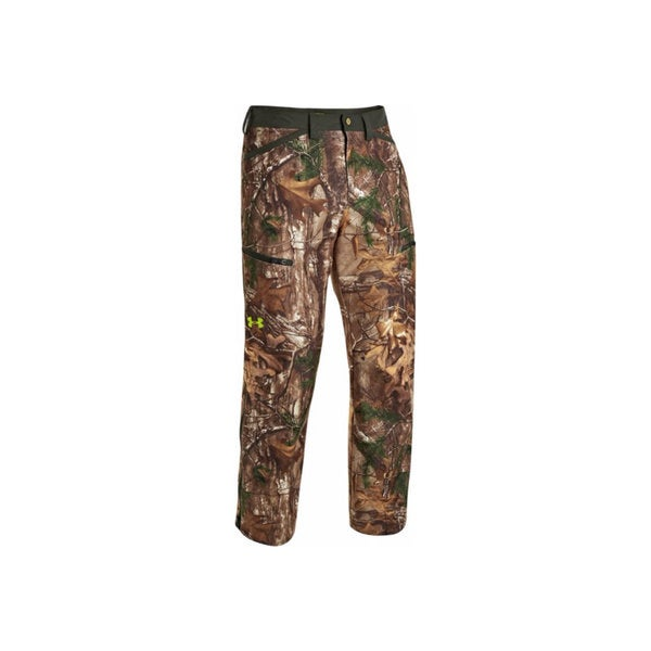 Under Armour ColdGear Infrared Realtree Ap Xtra/Velocity Scent Control Rut Pants