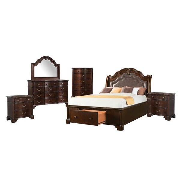 Picket House Tomlyn Storage 6pc King Set