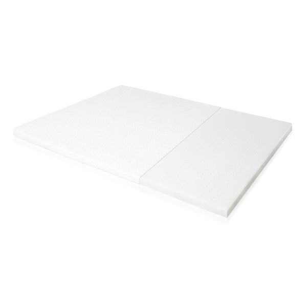 Isolus 2-inch Latex Foam Mattress Topper