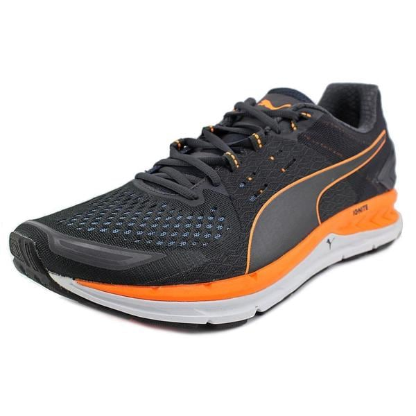 Puma Men's Speed 1000 S Ignite Grey Mesh Athletic Shoes 21063236