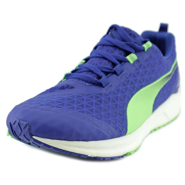 Puma Men's Ignite XT Filtered Blue Mesh Athletic Shoes 21100768