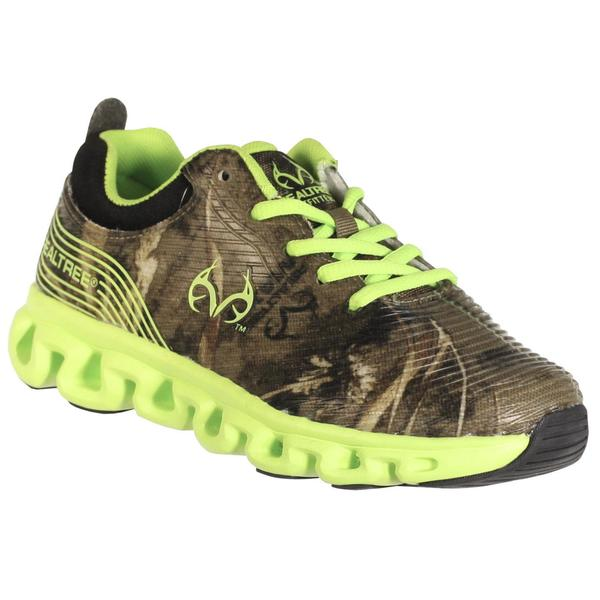 Realtree Outfitters Youth Athletic Shoes