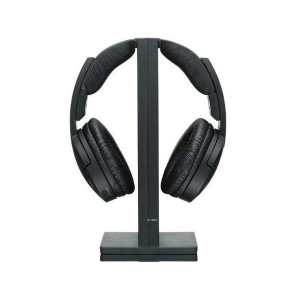 Sony MDR-RF985RK Wireless RF Headphones - Black