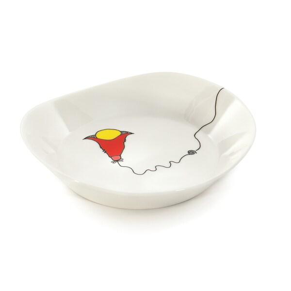BergHOFF Eclipse Codriez Porcelain 8-inch 2x Soup Plate