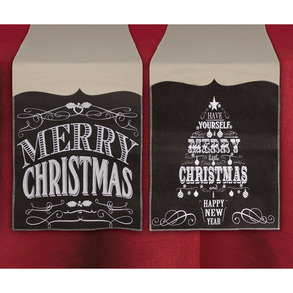 Chalkboard Table Runners (Set of 2)