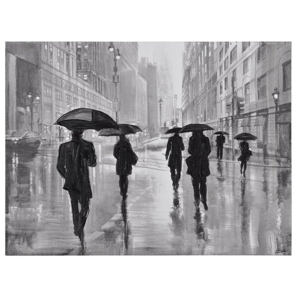 Renwil 'Undercover' Unframed Canvas Wall Art 21102468