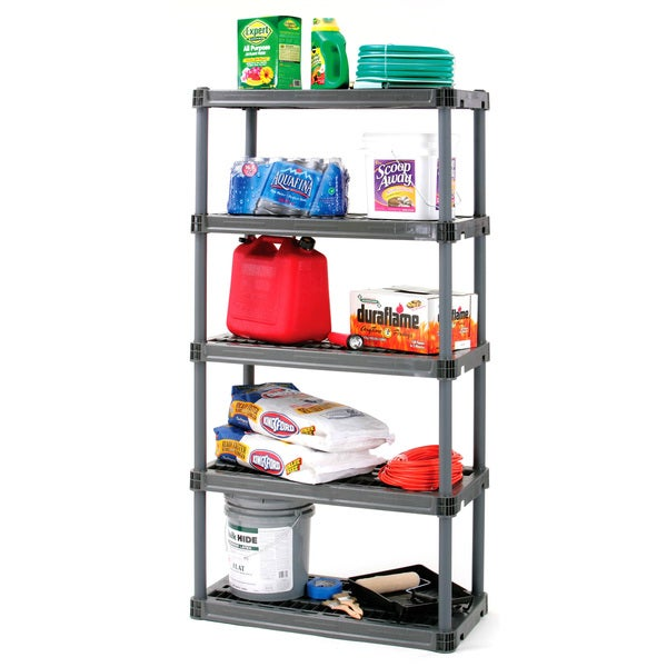 Plano 9618-00 5 Tier Shelving Unit