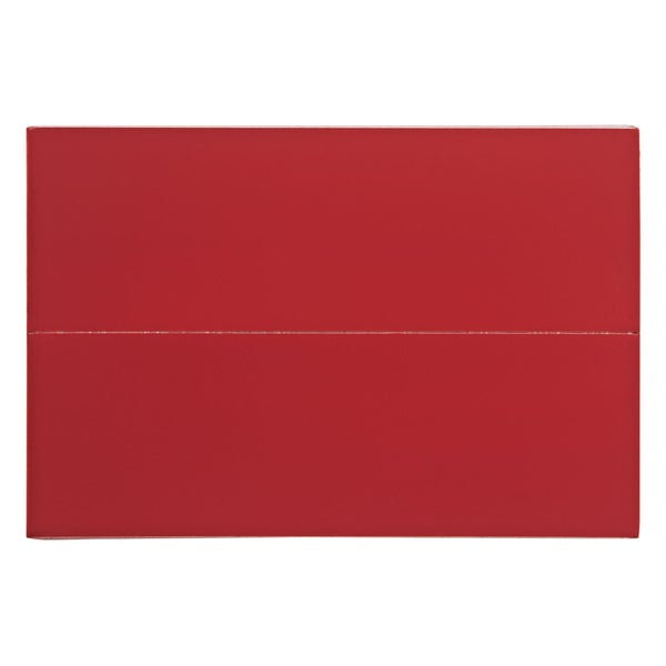 "3M 414P-ST 1"" X 3"" Red Scotch Extremely Strong Mounting Strips"