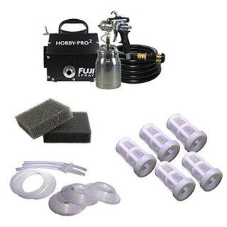 Fuji Hobby-PRO 2 HVLP Spray System + Accessory Kit