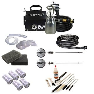 Fuji Hobby-PRO 2 HVLP Spray System + Pro Accessory Kit