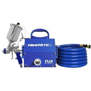 Fuji 2803-T75G Mini-Mite 3 - T75G Gravity HVLP Spray System 21105144